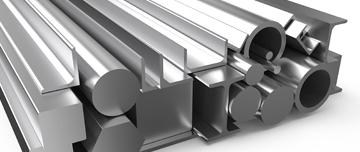 Metric Size Metals